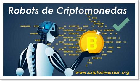 Robots de criptomonedas