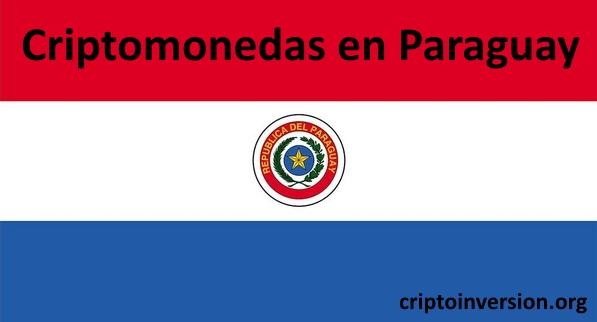 Criptomonedas en paraguay