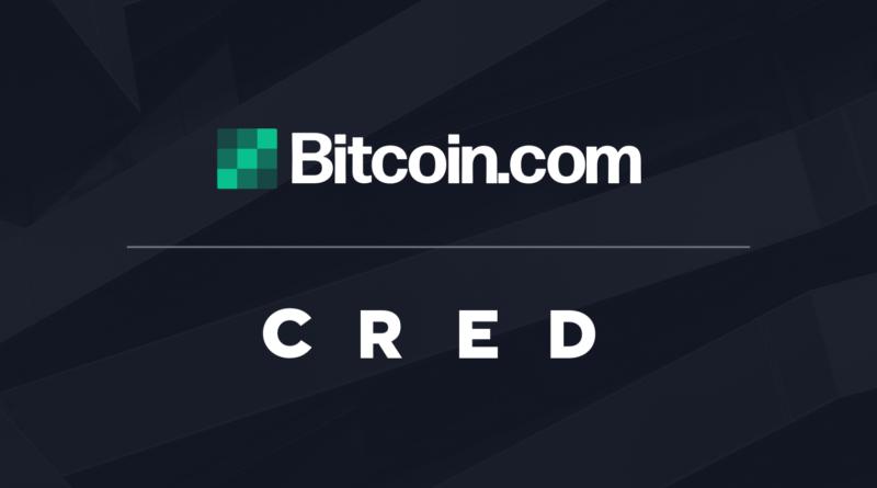 Bitcoin.com se asocia con Cred