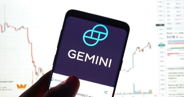 Gemini apoyando el aumento del DeFi