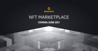 Binance anuncia el lanzamiento de NFT Marketplace