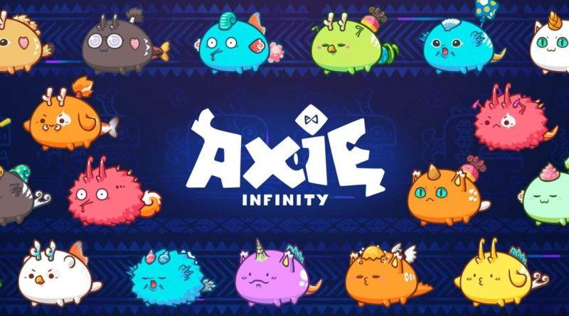 Axie Infinity un videojuego basado en NFT donde puedes ganar mientras juegas